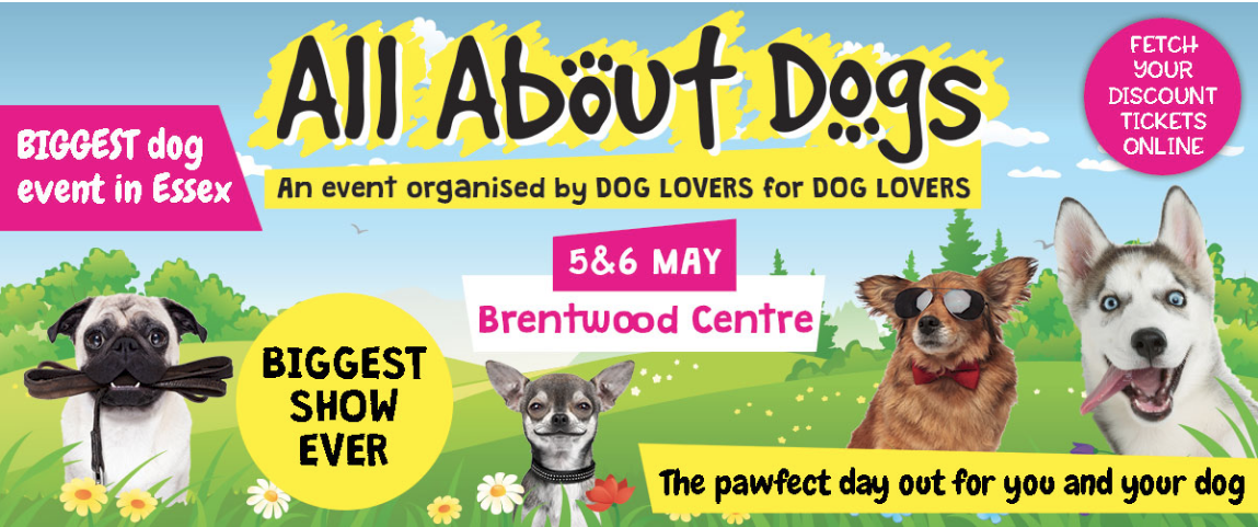 All About Dogs Show - Brentwood 2019