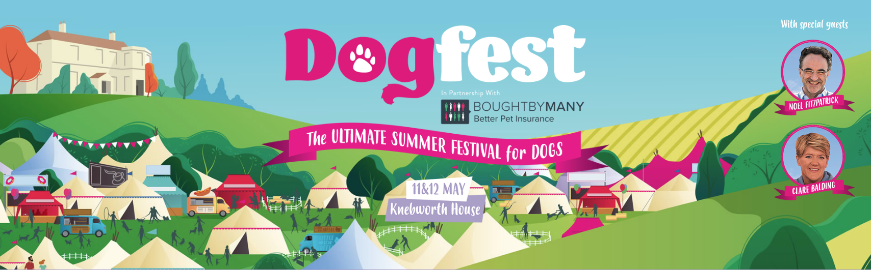 DogFest South Knebworth House 2019