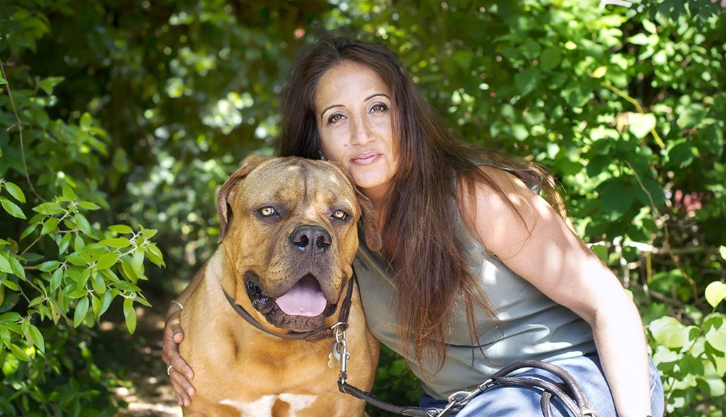 Maria_Michae_Detheo_Photography_And_Her_Dog_Wilson